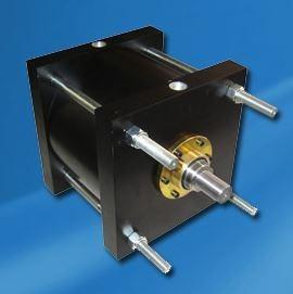 Manutenção de cilindros pneumáticos