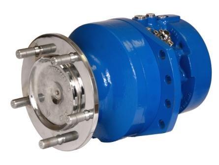 Motores hidráulicos Poclain
