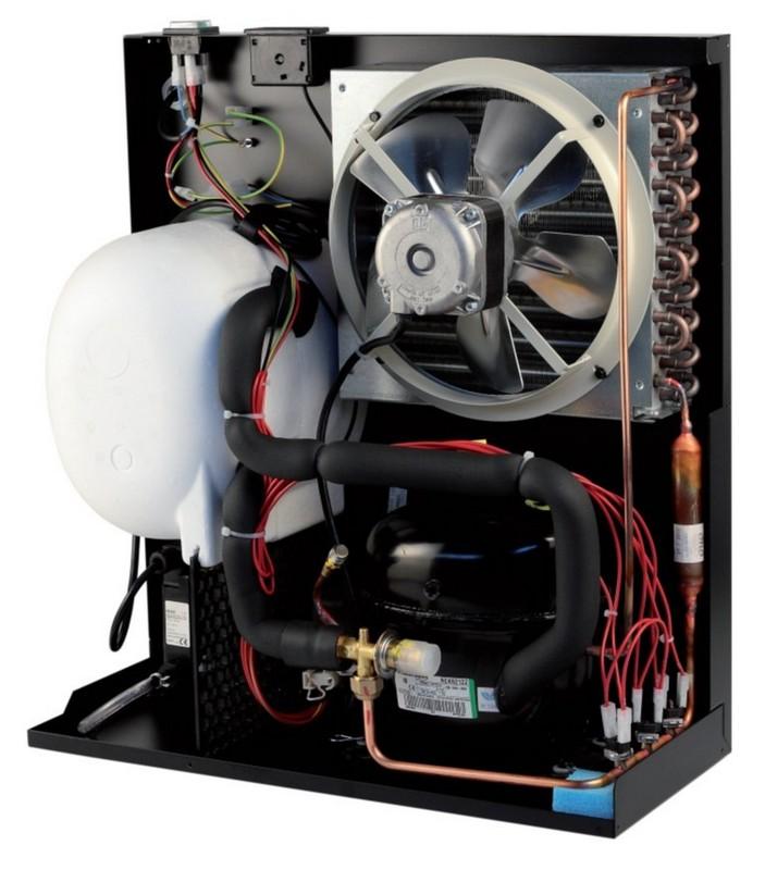 Secador de ar comprimido por refrigeração Parker