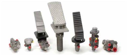 Válvula de freio hidráulico