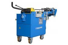 Máquina curvadora de tubos manual